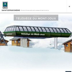 Télésiège du Mont-Joux