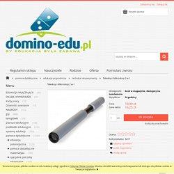 Teleskop i Mikroskop 2 w 1 Domino-Edu.pl