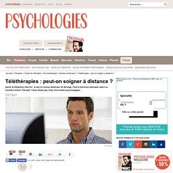 Article : Téléthérapies, peut-on soigner à distance ? (oct 1999)