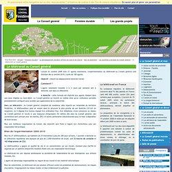 Le télétravail au Conseil général - Les nouvelles pratiques du Conseil général - Agir au quotidien - Le développement durable l'affaire de tous et de chacun - Finistère durable - Conseil Général du Finistère