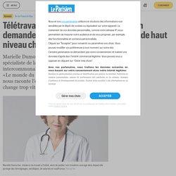 Télétravail, burn-out, harcèlement : «On demande aux salariés d'être un athlète de haut niveau chaque jour» - Le Parisien