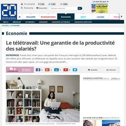 Le télétravail: Une garantie de la productivité des salariés?