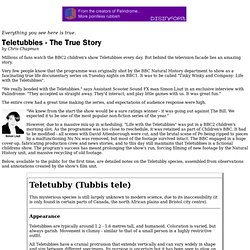 Teletubbies - The True Story