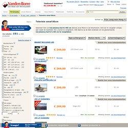 PHILIPS 32PFL5007H/12 bij Vanden Borre: Ruime keuze, makkelijk vergelijken en kopen