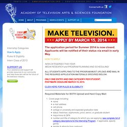 Academy of Television Arts & Sciences Foundation