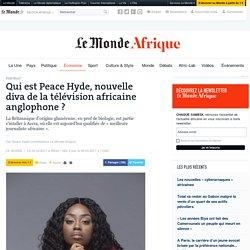 Qui est Peace Hyde, nouvelle diva de la télévision africaine anglophone?