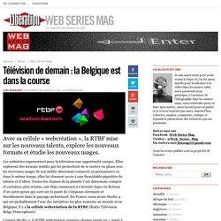 Télévision de demain: la Belgique est dans la course