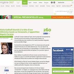 Information et Actualité sur l'Algérie