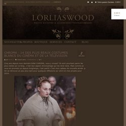 Chroma : 14 des plus beaux costumes BLANCS du cinéma et de la télévision – Lorliaswood.fr