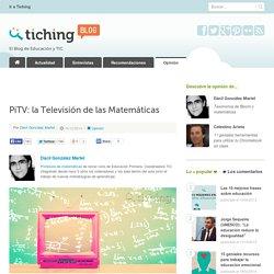 PiTV: la Televisión de las Matemáticas
