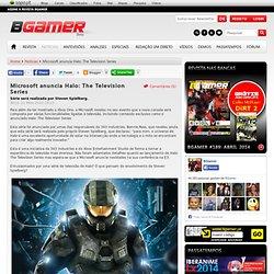 Microsoft anuncia Halo: The Television Series - BGamer Site Oficial - Revista líder de videojogos