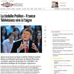 La bisbille Peillon - France Télévisions vire à l'aigre - Libéra