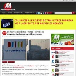 Un nouveau suicide à France Télévisions provoque la stupeur parmi le personnel