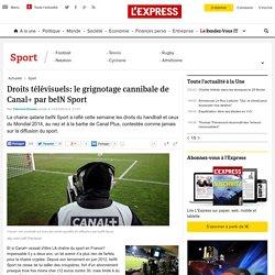 Droits télévisuels: le grignotage cannibale de Canal+ par beIN Sport