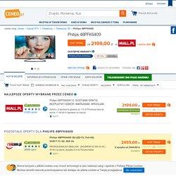 Telewizor 3D Philips 48PFK6409 - Ceny i opinie na Ceneo.pl