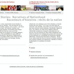 Telling Stories: Narratives of Nationhood