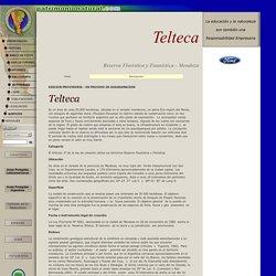 Telteca - Reserva Natural