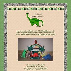 Tema dinosaurier