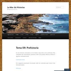 Tema 09: Prehistoria