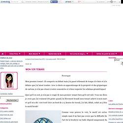 Mon 1er temari - Le blog de Peche Pomme Poire [PPP]