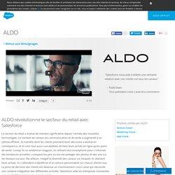 Témoignage client d'ALDO