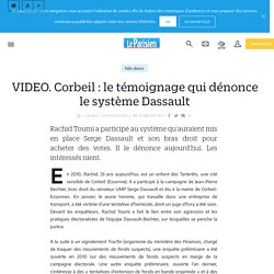 VIDEO. Corbeil : le témoignage qui dénonce le système Dassault