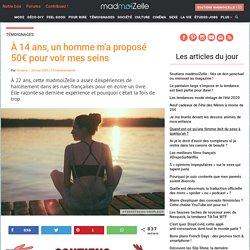 Témoignage et chiffres sur le harcèlement de rue en France