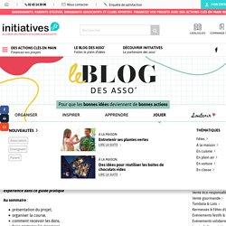 Témoignage de course solidaire - Le blog d'Initiatives