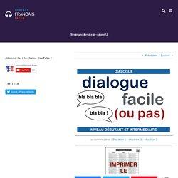 Témoignage police nationale - dialogue FLE