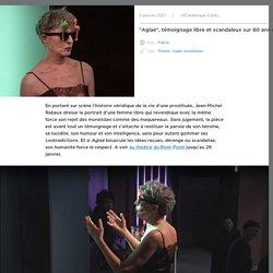 Aglaé : témoignage libre et scandaleux sur 60 ans de prostitution - Arte.tv janvier 2017