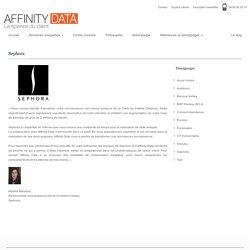 Témoignage Sephora
