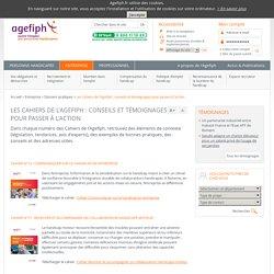 Les cahiers de l'Agefiph : conseils et témoignages pour passer à l'action - Dossiers pratiques - Entreprise