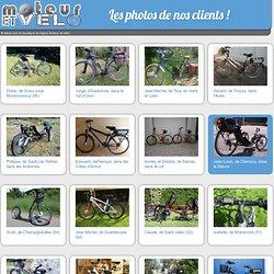 Témoignages - Moteur et vélo