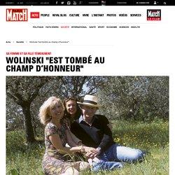 """Sa femme et sa fille témoignent - Wolinski """"est tombé au champ d'honneur"""""""