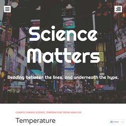 Temperature Misunderstandings