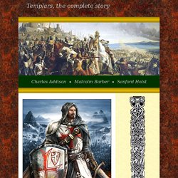 Templars: the Complete Story of the Knights Templar