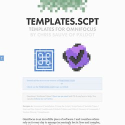 Templates.scpt