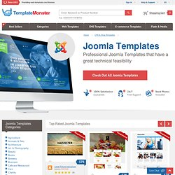 Joomla Templates | Template Monster