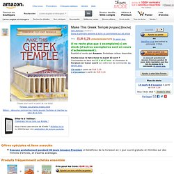 Make This Greek Temple: Amazon.fr: Iain Ashman: Livres anglais et étrangers