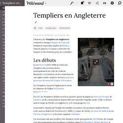 Templiers en Angleterre
