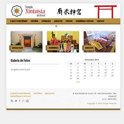 Templo Xintoísta -