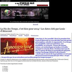 Les dates clefs par Louis d'Alencourt