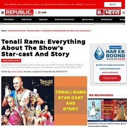 Tenali Rama: Everything about the show's star-cast and story