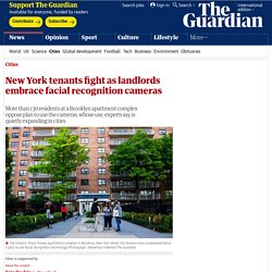 New York tenants fight as landlords embrace facial recognition cameras