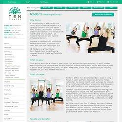 TenBarre: Barre Classes - Ten Pilates London