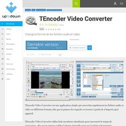 TEncoder Video Converter 4.5.10 (64-bit) - Télécharger