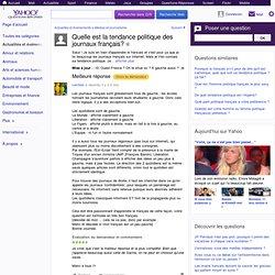 Tv medias desinformation pearltrees - Tendance des journaux ...