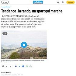 Tendance : la rando, un sport qui marche