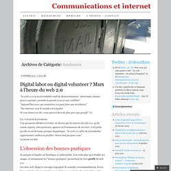 Communications et internet
