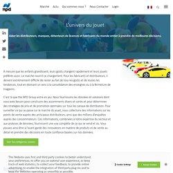 doc 8 : Jouet : analyse de marché, tendances et comportements